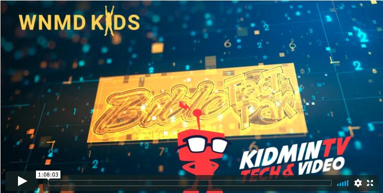 Bible Memory – A Kidmin Zoom Talk