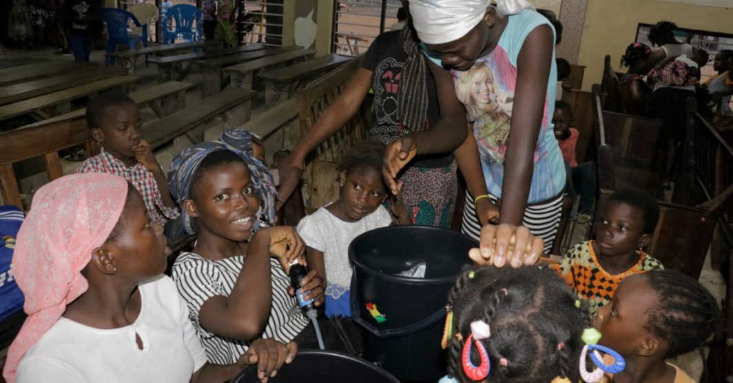 The Kids Life 4D program is helping to change this by providing filters for families adn teaching children how to live healthy and whole lives