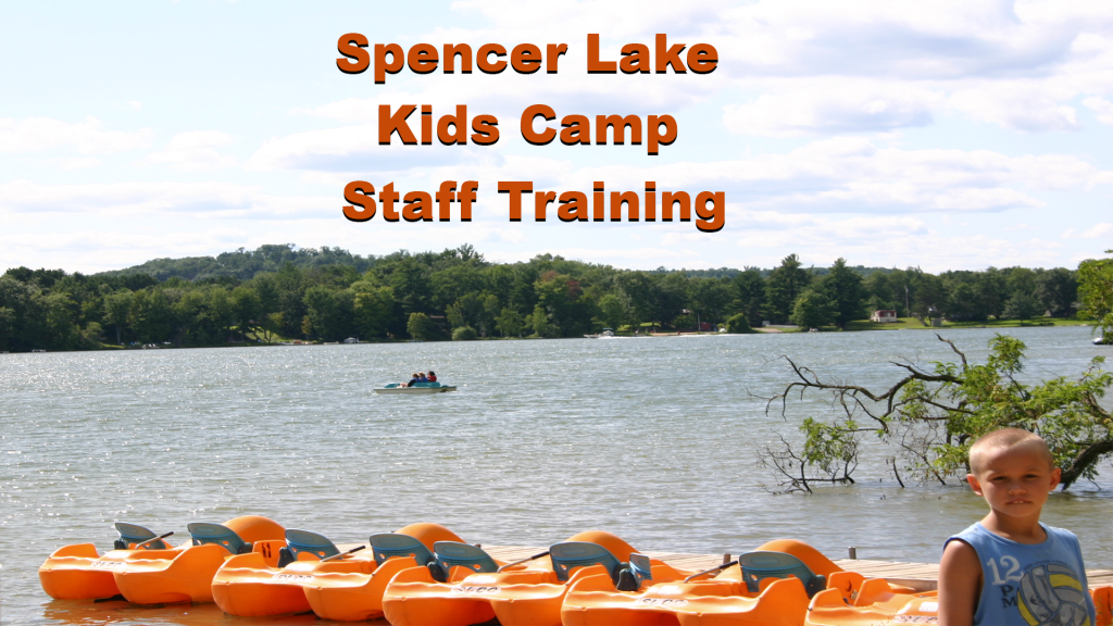 Camp Staff Training
