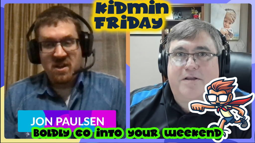 Kidmin Friday – Africa Update+